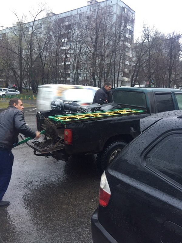 Украли мотоцикл 28.04.2017 Кража, Мото, Москва, Бирюлево, Длиннопост