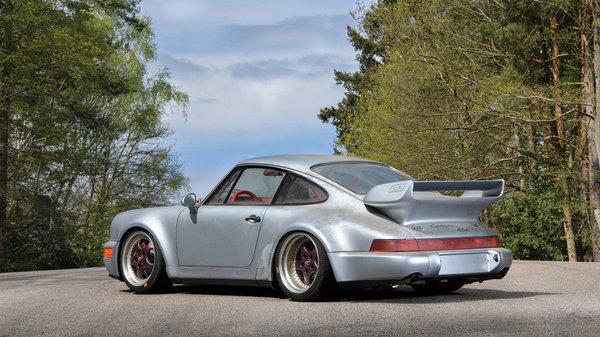 В США на торги выставили уникальный спортивный Porsche 911 RSR с пробегом всего 6 миль Авто, Dromru, Porsche, Длиннопост