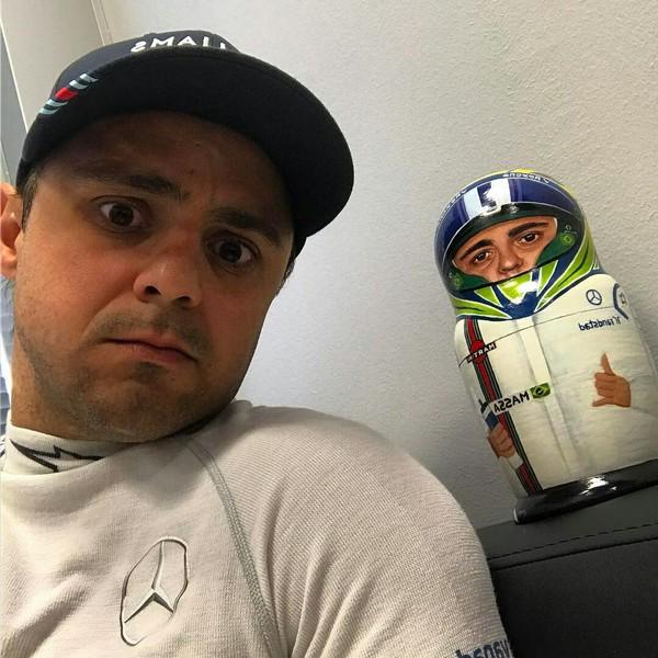 Масса и матрешка, Гран-при России