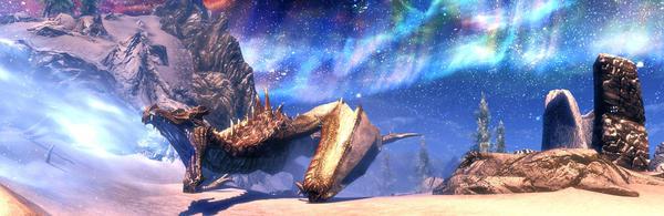 The Elder Scrolls V: Skyrim Дыхание дракона