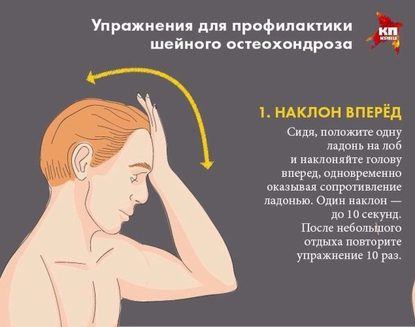Упражнения для профилактики остеохондроза Медицина, Картинки, Профилактика, Остеохондроз, Упражнения, Длиннопост