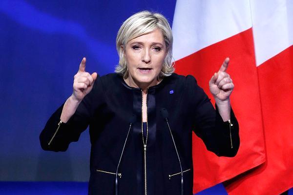 Как я себе представляю битву Ле Пен и Макрон Марин ле Пен, Макрон, Макрон 1, Макрон победил, Политика