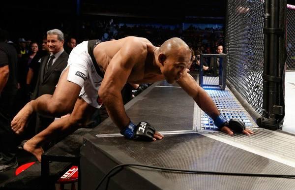 Традиция в UFC UFC, Mma, Лестница, Длиннопост, Видео