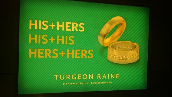 Политкорректная реклама обручальных колец в аэропорту Сиэттла d5324ac39f7