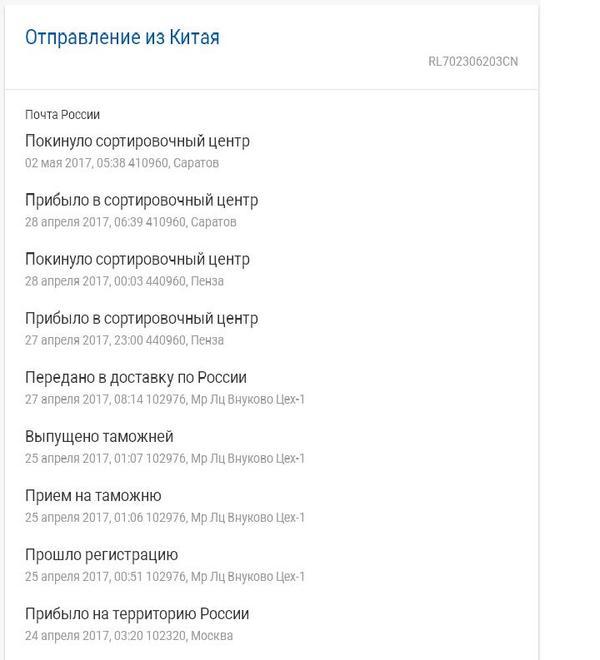 И снова Почта России - что можно сделать? Почта, Почта России, Aliexpress