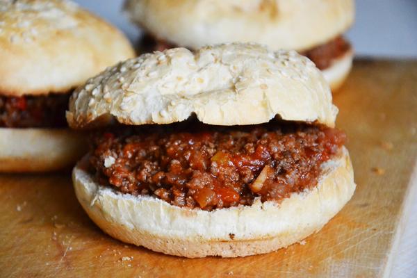 Неряха Джо бургер, мясо, еда, динобургер, SonOfRocketman, фарш, назад в 90е, сестры Олсен, длиннопост