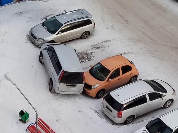 """Завтра допаркуюсь"" Парковка, Машина, Миллиметраж"