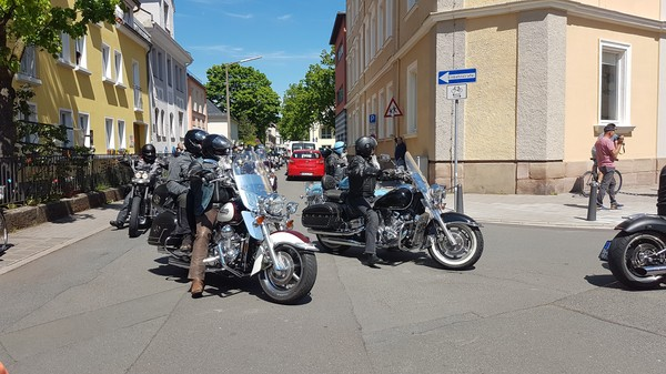 Toy Run Day Erlangen 2017 германия, мотоциклы, байкеры, парад, шествие, праздники, выходные, toy run day, длиннопост