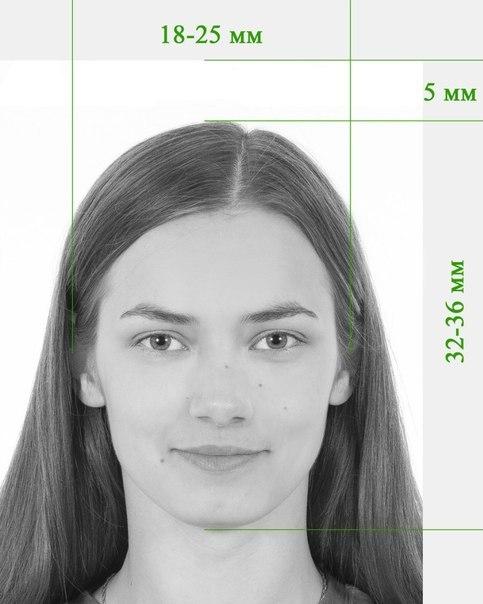 Как в сделать фото на документы в электронном виде