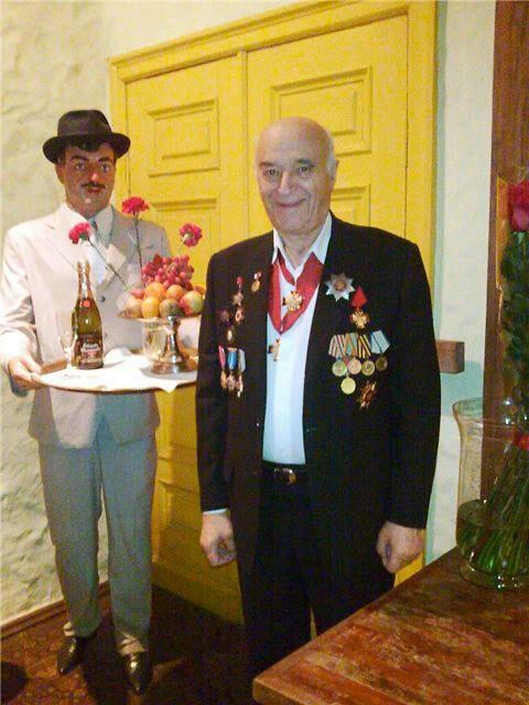 95 лет отмечает Владимир Абрамович Этуш Владимир Этуш, Актеры, Юбилей, День рождения