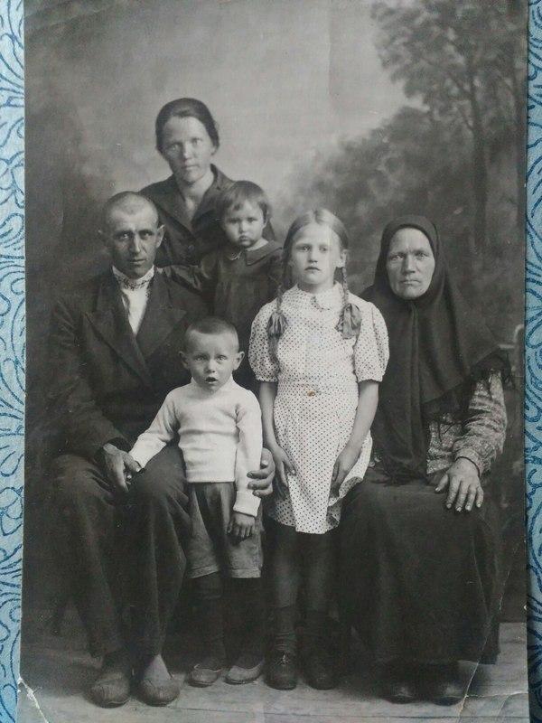 Прадедушка и его короткая война. Семья, Великая Отечественная война, Память, Длиннопост