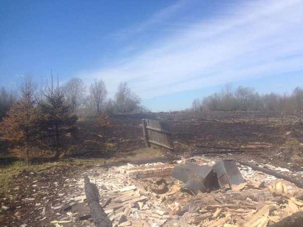 Сосед сжёг баню Баня, пожар, страховка, соседи, моё, дача, юридическая консультация