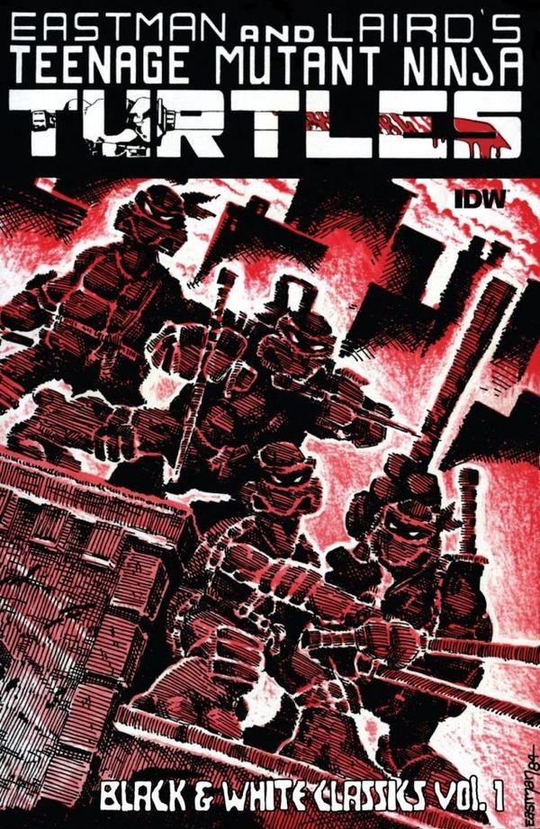 Знакомство с комиксами: Teenage Mutant Ninja Turtles #1 Комиксы, Черепашки-Ниндзя, Шредер, Брутальность, Комиксы-Канон, Длиннопост