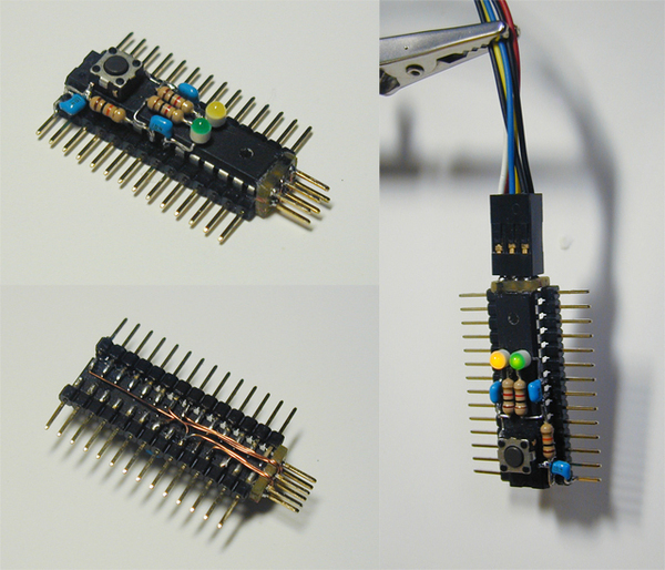 Arduino. Бомж вариант Arduino, Бомж, Супербюджетный вариант