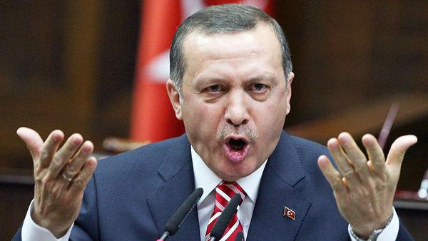 """Эрдоган главе МИД Германии: """"Ты кто такой !?"""" Турция, Германия, Эрдоган, Политика"""