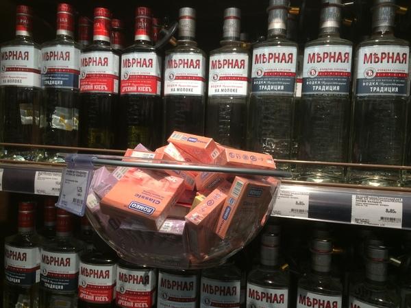 Минские магазины знают толк в романтике