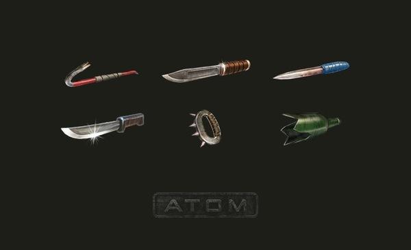 РПГ Атом или Русский Фаллаут в СССР (1-2) Atom RPG, Fallout, Российское производство, Поможем разработчикам, Atom, Длиннопост