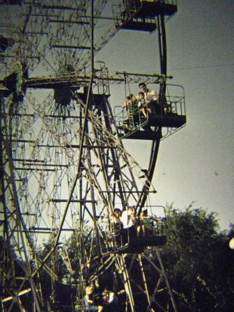 Старые слайды Слайды, Стрежевой, Кривой Рог, Москва, длиннопост