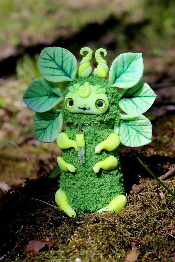 Кто прячется в весеннем лесу? лес, природа, необычное, Животные, рукоделие без процесса, длиннопост, Кукла