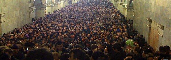 С днем рождения Московский метрополитен! Московское метро, День рождения, Длиннопост