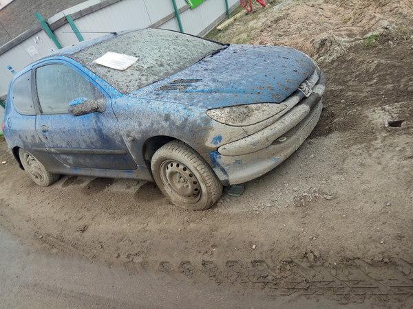 Возможно кто ищет свою машину... Угон, Угон машины, Санкт-Петербург, Peugeot