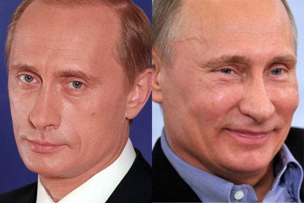 Фотопортреты Владимира Путина 19982015 Обсуждение на