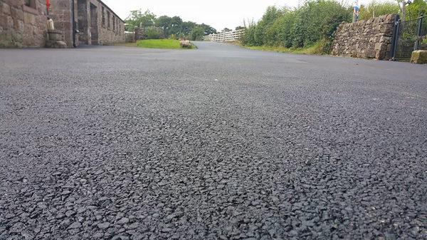 Великобритания тестирует дорожное полотно из переработанного пластика Асфальт, Укладка асфальта, Пластик, Переработка, Великобритания, Длиннопост