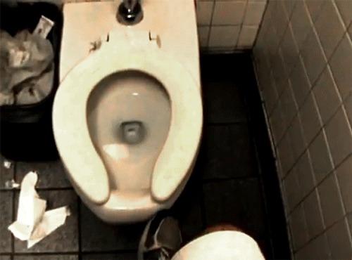 Общественный туалет в Австралии