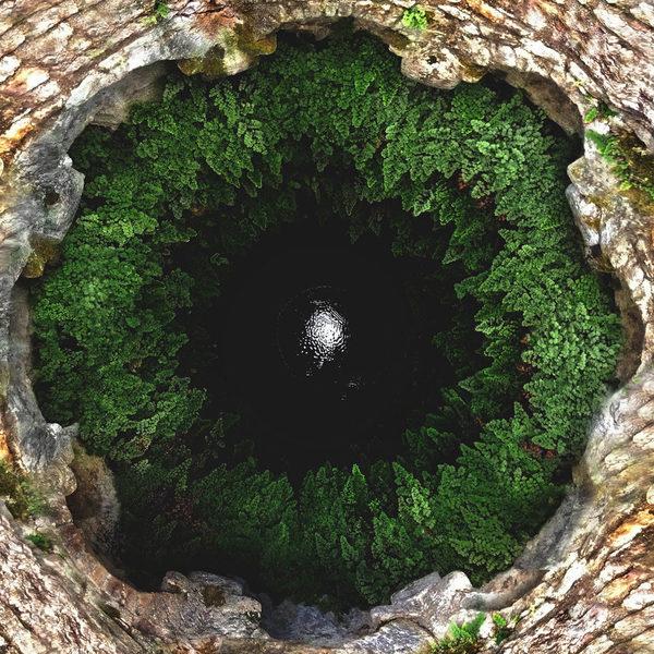 Глаз Земли Италия, Озеро, глаз земли