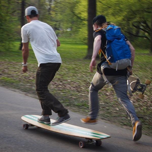 МЕГА-лонгборд Лонгборд, прикол, скейтбординг, скейтбордист, лонгбординг