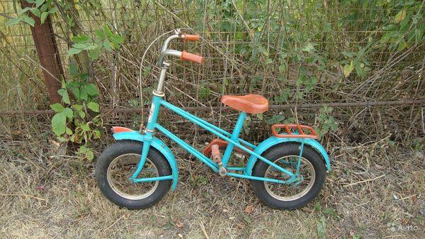 Когда мне было 5 лет у меня цыгане своровали велосипед.Всё.