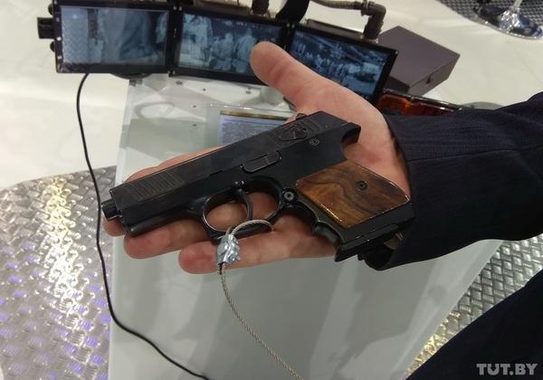 В Беларуси разработали собственный пистолет калибра 9 мм пистолеты, Стрельба, Оружие, военные разработки, Беларусь, не мое