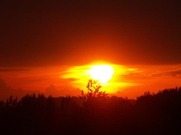 Очередной закат Битва закатов, Фотография, Солнце, Закат