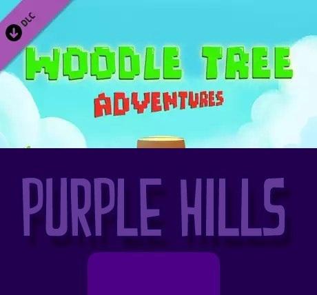 (STEAM) WOODLE TREE ADVENTURES - SOUNDTRACK (DLC) & PURPLE HILLS & RANDOM GAME (КК) WOODLE TREE ADVENTURES, саундтрек, PURPLE HILLS, steam, keys, giveaway, marvelousga, gleam