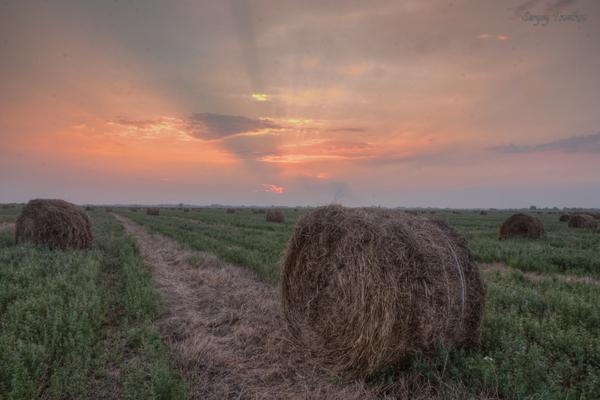 В битву закатов Битва закатов, моё, фотография, закат, пейзаж