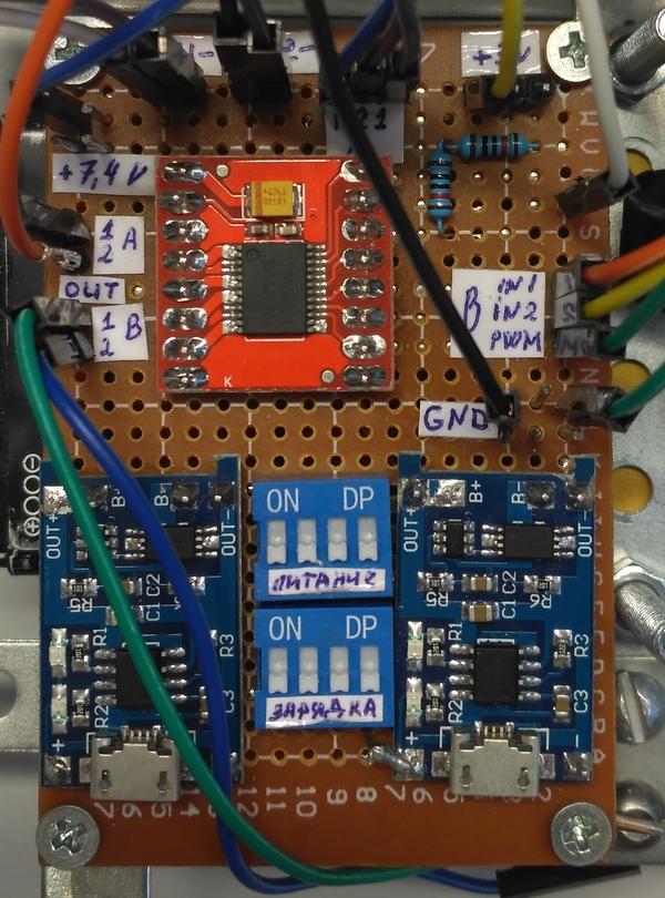Машинка на ардуино управляемая с телефона Arduino, Bluetooth, Металлический конструктор, Робот, Начинающий, Первый длиннопост, Видео, Длиннопост