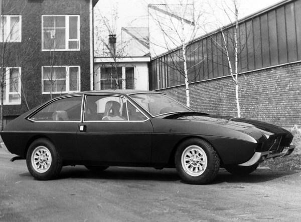 1969 год. Volvo GTZ 3000 Zagato Volvo, Вольво, Фотография, Ретро, Интересное, Ретротехника, Техника, Длиннопост