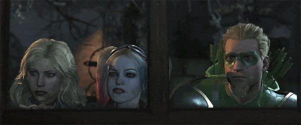 Потрясающая лицевая анимация Injustice 2 Injustice 2, Лицевая анимация, Игры, Консоли, Motion capture, Гифка