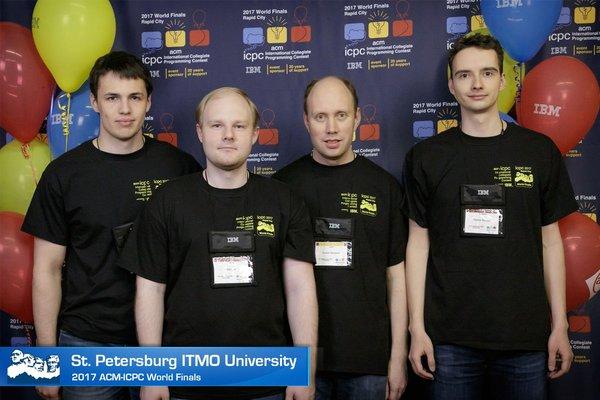 ACM ICPC 2017 Программирование, ACM, ACM ICPC, Чемпионат мира, IBM, Итмо