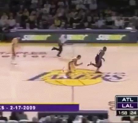 Блокшот от Шеннона Брауна Баскетбол, NBA, NBA history, Блок-Шот, Гифка