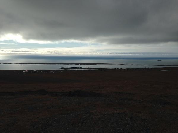 Остров Врангеля. Фотопрогулка. остров Врангеля, безысходность, край света, Чукотка, длиннопост, фотопрогулка
