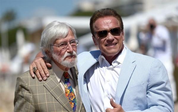 Арнольд Шварценеггер посетил Канны 40 лет спустя События, Общество, Арнольд Шварценеггер, Канны, Forever Young, Красавчик, Фотография, Молодость, Длиннопост