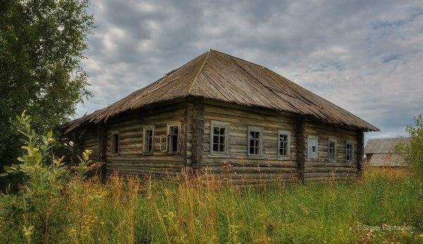 Деревня Малый Халуй Архангельская область, Россия, фотография, природа, надо съездить, пейзаж, лето, деревня, длиннопост