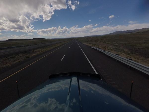 Дорога штат Техас - штат Вашингтон дальнобойщики, США, Штаты, фотография, длиннопост, трак