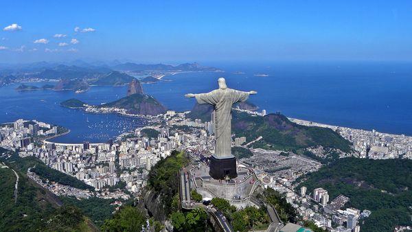 Новые семь чудес света. Статуя Христа-Искупителя. Новые семь чудес света, история, познавательно, Интересное, статуя, Рио-де-Жанейро, длиннопост