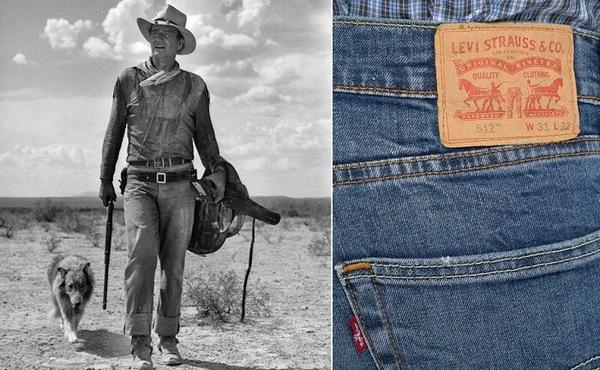 Эти нестареющие джинсы: штаны, которые должны были помочь разбогатеть старателям. Джинсы, Леви Страусс, История, Historyporn