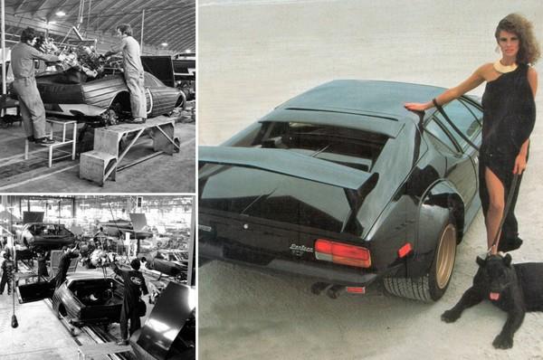 De Tomaso — еще один заброшенный завод! ABONDONED FACTORY!, de tomasso, Уаз, Италия, спортивные авто, длиннопост