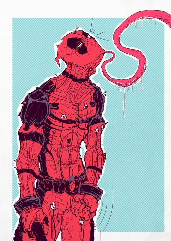 Старая серия с супергероями (а в комменты можно скинуть мемы про Вонни, очень свежо) Человек-паук, Deadpool, существо, призрачный гонщик, железый человек, Бэйн, длиннопост