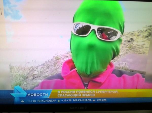 Наш супергерой. @chistomen супергерои, Россия, Рен-тв, мусор