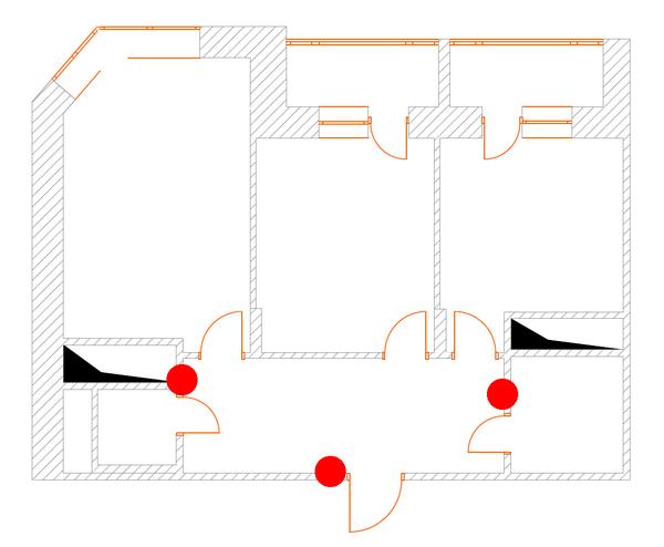 Ремонт в новостройке с нуля. Часть 12 - Проходные выключатели Ремонт, Новостройка, Истории, Своими руками, Длиннопост, Выключатель